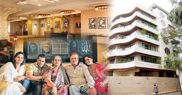 Photo of फाइव स्टार होटल से भी खूबसूरत है सलमान खान का अपार्टमेंट ग्लैक्सी, बेडरूम देखकर खो देंगे होश
