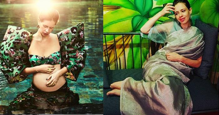 Photo of कल्की कोचलीन ने सोशल मीडिया पर शेयर की बेबी बंप फ्लांट करते हुए पिक्चर, प्रशंसकों ने किया इस तरह रिएक्ट