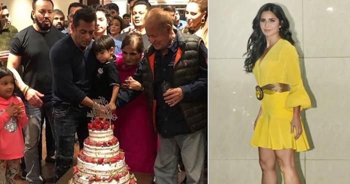 Photo of सलमान की 54th बर्थडे पार्टी में कटरीना कैफ का जलवा, शॉर्ट येलो ड्रेस में लूट ली महफिल