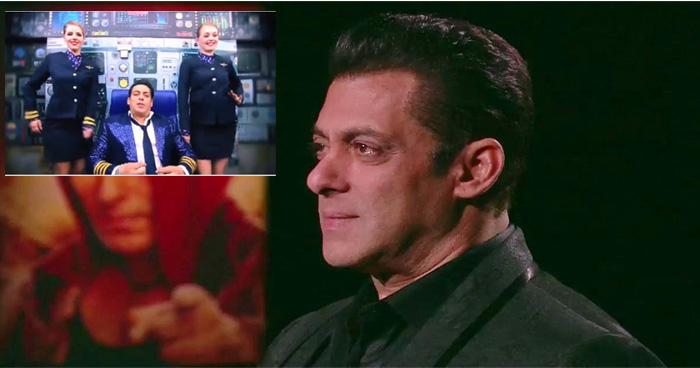 बिग बॉस में ऐसा रहा सलमान खान का 10 साल का सफर, वीडियो देखकर भर आईं भाईजान की आंखें - देखिए
