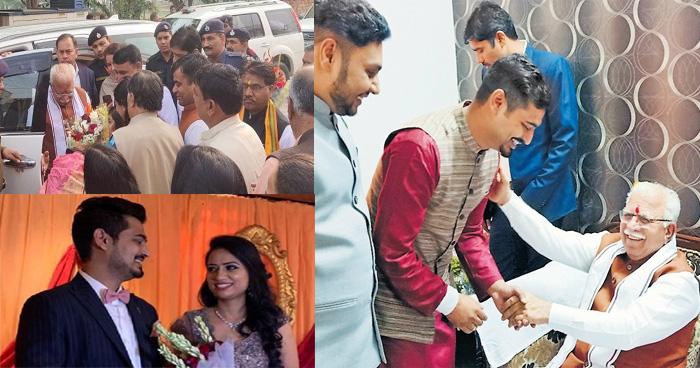 कश्मीरी लड़की से शादी करने वाले लड़के के घर पहुंचे CM खट्टर, कहा-दूल्हे से मिलवाओ जो लाने वाला है कश्मीरी दुल्हनियां