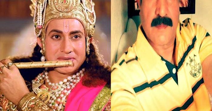 26 साल बाद कुछ ऐसे दिखते हैं आपके पसंदीदा 'श्री कृष्ण', ग्लैमर की दुनिया छोड़ करने लगे ये काम