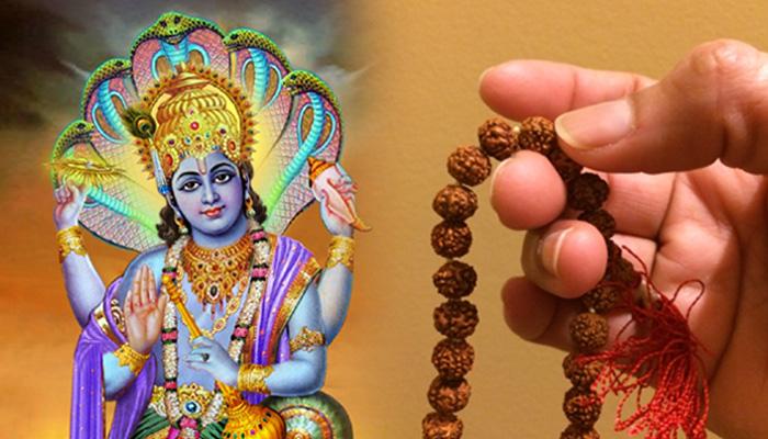 Photo of विष्णु की कृपा पाने के लिए 'तुलसी की माला' पर करें इन मंत्रों का जप, हर जाप से जुड़ी है विशेष माला