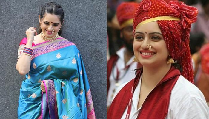 Photo of अभिनय से ज्यादा अपनी खूबसूरती के लिए पहचानी जाती है ये एक्ट्रेस, महाराष्ट्र में हैं लोकप्रिय