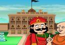 राजा को एक संत सोने की मुद्रा देता है, मुद्रा पाकर राजा के मन का लालच तुरंत खत्म हो जाता है