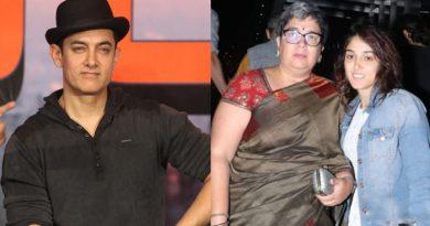 वक्त के साथ काफी बदल गईं हैं आमिर की पहली पत्नी रीना, लंबे समय बाद आईं नज़र-देखिए तस्वीरें