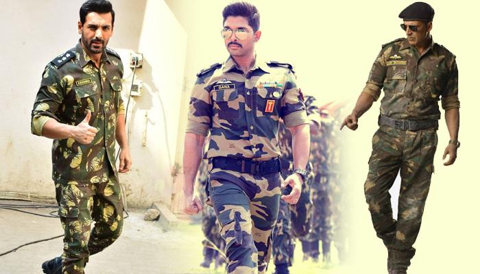 इंडियन आर्मी की ड्रेस में बेहतरीन लगते हैं ये 10 बॉलीवुड अभिनेता, नंबर 4 तो हैं सबका फेवरेट