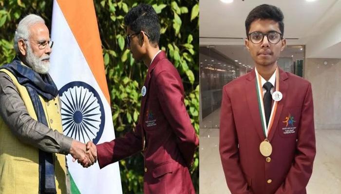 इस 15 साल के बच्चे के फैन हैं PM मोदी, मिला वीरता पुरस्कार और अब बनेगी इनपर डॉक्यूमेंट्री फ़िल्म