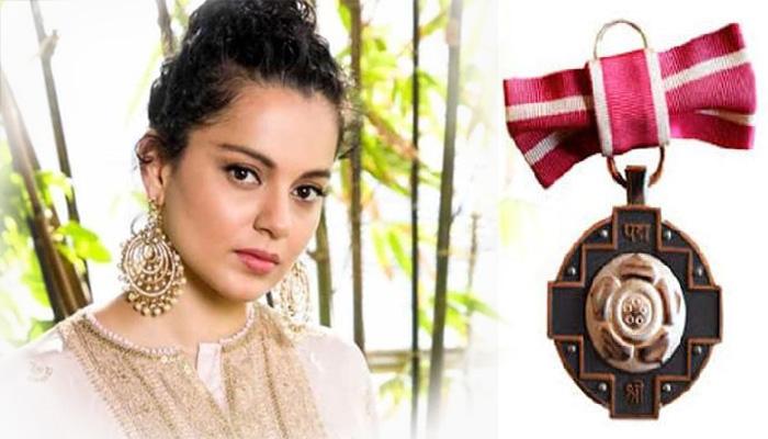 'पंगा क्वीन' कंगना रनौत को मिला पद्मश्री अवार्ड, बॉलीवुड के इन सितारों को भी मिला सम्मान