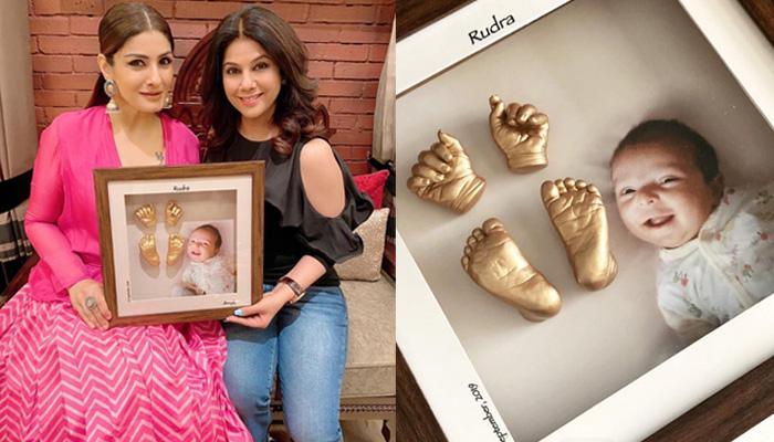 Photo of रवीना टंडन ने अपने नाती को दिया ये स्पेशल गिफ्ट, करती हैं खुद के बच्चों से भी ज्यादा प्यार