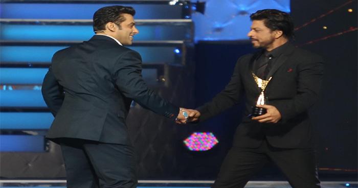 Photo of सलमान खान ने शाहरुख पर लगाया फिल्म की कहानी चुराने का आरोप, कहा- उसने मेरी कहानी चुराई और..