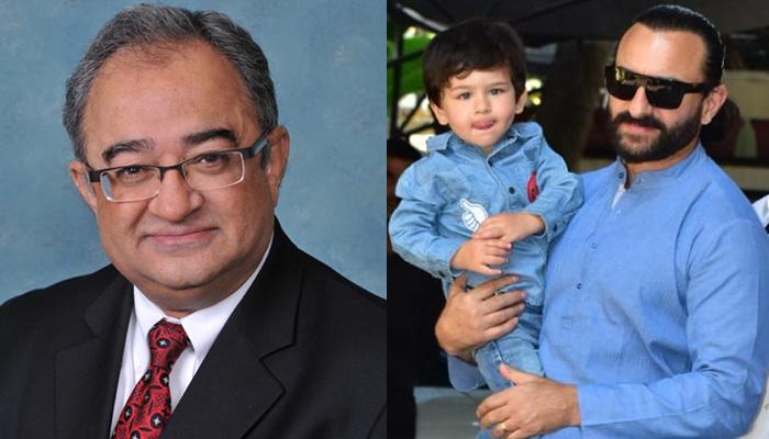 Photo of लेखक तारिक फतेह ने सैफ अली खान को दिया मुंहतोड़ जवाब, कहा- 'इसीलिए तुमने अपने बेटे का नाम….'