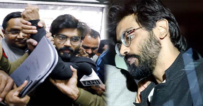 देशद्रोही शरजील इमाम को किसी भी हाल में नहीं बख्शेगी पुलिस, 14 दिनों की जेल में लिए जाएंगे आवाज के नमूने