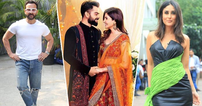 Photo of सैफ अली खान ने इन्हें बता दिया बॉलीवुड का बेस्ट कपल, सुनते ही लताड़ने लगीं बेगम करीना