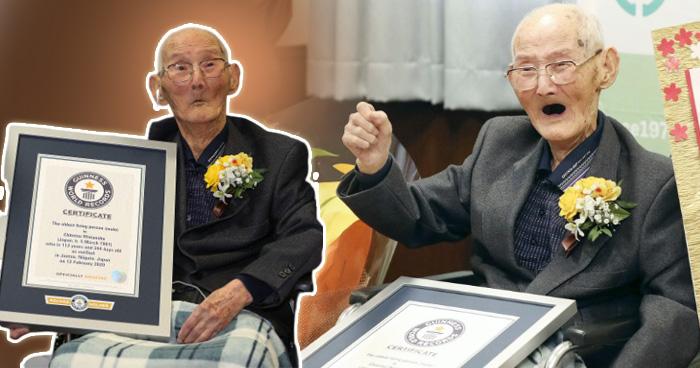 Photo of इस जापानी ने तोड़ डालें लंबी उम्र के सारे रिकॉर्ड, इन 3 आदतों की वजह से जी गया 113 साल की ज़िंदगी