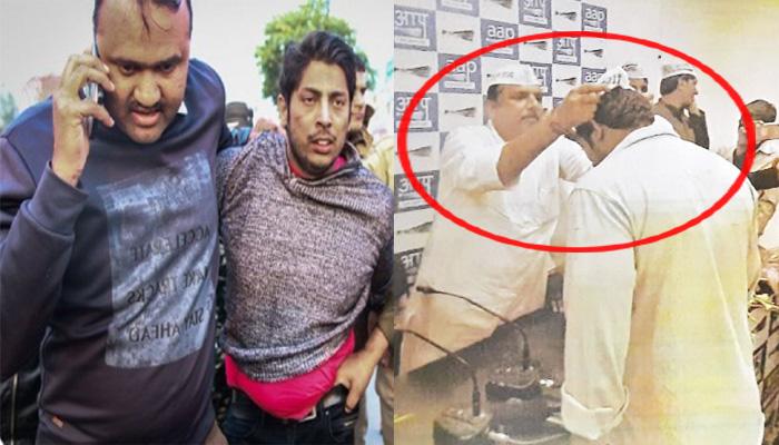 Photo of कपिल का AAP कनेक्शन आया सामने, क्या शाहीन बाग और जामिया आम आदमी पार्टी का एक प्रयोग है?