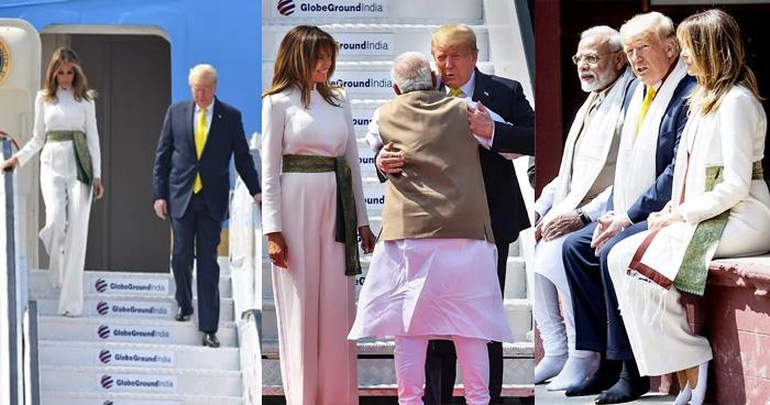 Photo of भारत पहुंचे डोनाल्ड ट्रंप,  मोदी ने गले लगाकर किया स्वागत, देखें तस्वीरों में ट्रंप का ये दौरा
