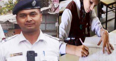एडमिट कार्ड घर भूल गई थी छात्रा, पुलिसकर्मी नहीं करता मदद तो बर्बाद हो जाता छात्रा का साल