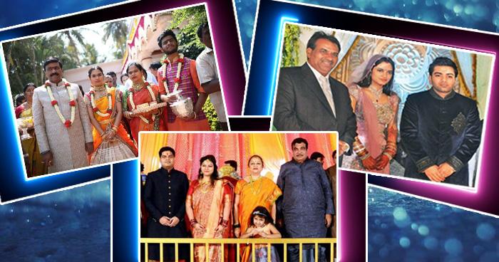 Photo of इन 5 नेताओं के बेटे-बेटियों की शादी में पानी की तरह बहा पैसा, इसमे एक नेता का नाम कर देगा हैरान