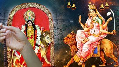 Photo of मां कात्यायनी को समर्पित होता है नवरात्रि का छठा दिन, इस मंत्र के जाप से करें मां को प्रसन्न