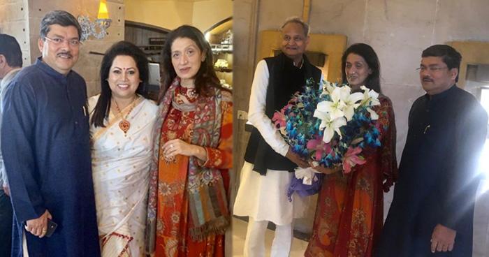 Photo of दिग्विजय-थरूर के बाद इस कांग्रेसी नेता ने 60 की उम्र में रचाई शादी, जानिए कौन हैं इनकी दुल्हन