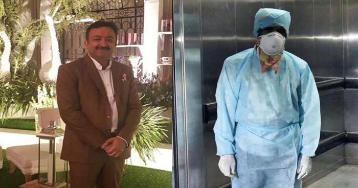 Photo of दिल्ली में कोरोना से ठीक हुए पहले मरीज की कहानी, बताया कैसे महसूस होता है बिमारी और इलाज़ के वक़्त