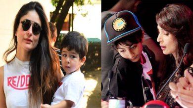Photo of करीना और मलाईका अपने बच्चों को शूटिंग पर क्यों ले जाती हैं? वजह हर माँ को जननी चाहिए