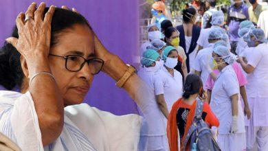 Photo of प.बंगाल में कोरोना मरीजों की संख्या छिपाने पर भड़का डॉक्टर्स एसोसिएशन, कहा- सही संख्या बताएं ममता