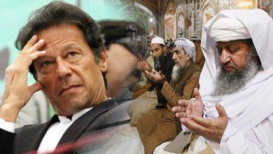 Photo of मस्जिदों को खोलने की जिद पर अड़े पाकिस्तान के मौलाना, इमरान को दी चेतावनी कहा मस्जिद खोलो वरना..