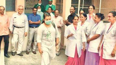 Photo of गजब का जज्बा! कोरोना संक्रमण से ठीक हुई केरल की नर्स ने फिर से काम पर लौटने की जताई इच्छा