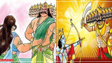 Photo of सिर्फ 'सीता हरण' ही नहीं, बल्कि इस वजह से भी हुआ था रावण का वध, बहुत कम लोग जानते हैं यह बात