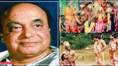 रामायण के एक एपिसोड में रामानंद सागर भी आये थे नजर, निभाया था ये किरदार, विडियो हो रहा वायरल