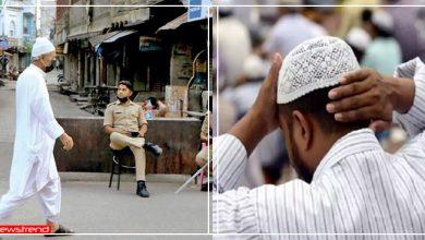 Photo of यूपी: लॉकडाउन के नियमों को तोड़ मस्जिद में नमाज पढ़ने पहुंचे लोग, पुलिस के रोकने पर किया हमला