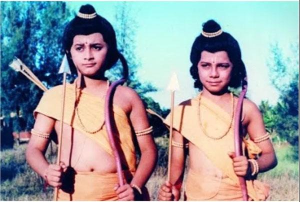 Ramayan Baal Kalakar Love Kush