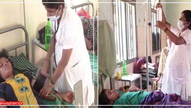 Photo of 9 माह की गर्भवती होने के बावजूद भी फर्ज निभा रही है ये नर्स, कोरोना मरीजों की कर रही है सेवा