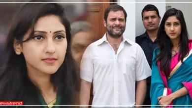 Photo of सवाल पूछने पर अदिति सिंह को कांग्रेस ने पार्टी से किया बाहर, राहुल गांधी के संग शादी का उड़ चूकी है अफवाह