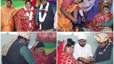Photo of बिधवा बहू की दूसरी शादी कराई सास-ससुर ने, मां-बाप बन कर किया कन्यादान, बेटी जैसे किया विदा