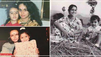 Photo of Mothers Day: माँ की गोद में खेल रहे इन 7 सितारों को नहीं पहचान पाएंगे आप, देखे दुर्लभ तस्वीरें