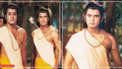 Photo of रामायण के सेट पर अचानक से खुल गई थी 'लक्ष्मण' की धोती, ऐसा हो गया था सुनील लहरी का हाल