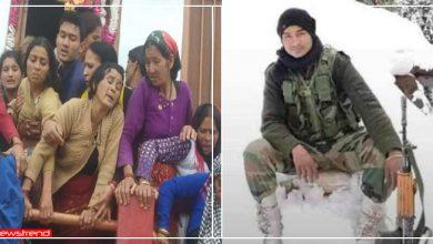 Photo of 'मां अभी फायरिंग शुरु हो गई, बाद में फोन करुंगा'- ये कहकर शहीद हो गया उत्तराखंड का लाल