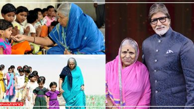 Photo of ये हैं सिंधु ताई सपकाल, जो पाल रहीं हैं हजारों अनाथ बच्चों को, इन की कहानी भी सब से अलग है