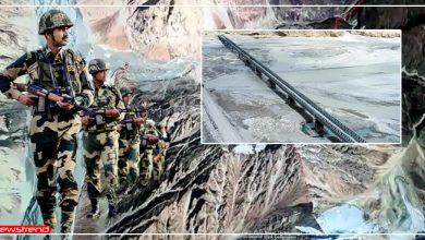 Photo of लद्दाख से आई बड़ी खुशखबरी: आखिरकार बन ही गया वो पुल, जिसे चीन ने रोकना चाहा