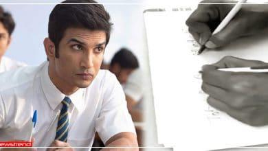 Photo of सुशांत सिंह राजपूत दोनों हाथों से लिखते थे एकसाथ, Video देख कहेंगे सच में जीनियस था ये अभिनेता