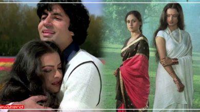 Photo of अमिताभ और रेखा के इस सिन को देख कर रोने लगी थी जया बच्चन, लगा की अब शादी टूट जायेगी