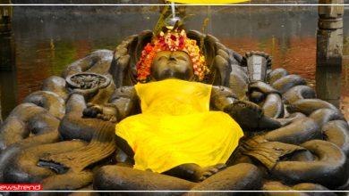 Photo of इस मंदिर में सोती हुई मुद्रा में हैं भगवान विष्णु, राज परिवार के लोग डर के मारे नहीं करते दर्शन