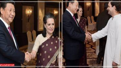 Photo of तो इस वजह से चीन की माला जपती है कांग्रेस, चीन के साथ किया था 'गुप्त' समझौता