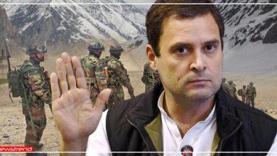 Photo of राहुल गांधी नहीं आ रहे बेशर्मी से बाज, कहा हमारे पीएम चुप क्यों हैं , छुपे क्यों  हैं?