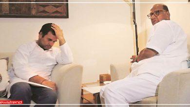 Photo of शरद पवार ने राहुल गांधी को दिखाया आइना, कहा- '1962 नहीं भूल सकते, चीन ने हड़पी थी जमीन'