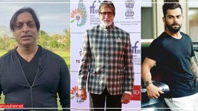 Photo of शोएब अख्तर ने ट्वीट कर अमिताभ के लिए मांगी दुआ, तो विराट पर भड़के फैन्स, कहा-शोएब से सीखो
