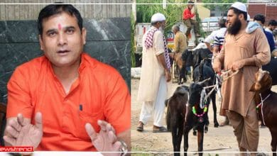 Photo of BJP विधायक नंद किशोर ने लोगों से की अपील , कहा- भूलकर भी बकरीद पर न दें कुर्बानी, वरना…